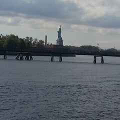 Photo taken at Governors Island Ferry by Neal H. on 9/29/2013