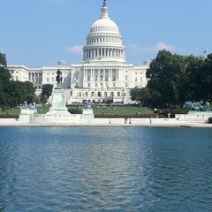 Photo taken at U.S. Capitol - Senate by Neal H. on 9/11/2013