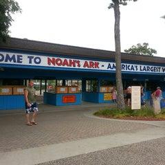 Photo taken at Noah's Ark Waterpark by Furkan S. on 8/20/2013