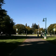 Photo taken at Sac State: Bus Terminal by Meisha L. on 10/9/2012