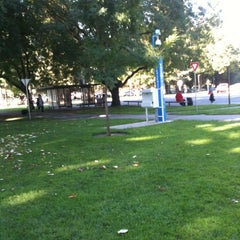 Photo taken at Sac State: Bus Terminal by Meisha L. on 10/15/2012