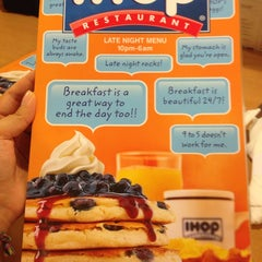 Photo taken at IHOP by Joyce S. on 9/14/2014