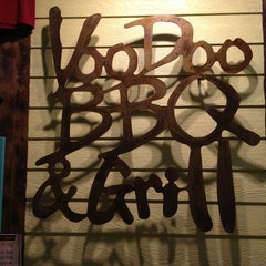 Photo taken at VooDoo BBQ & Grill by Joe on 1/15/2013