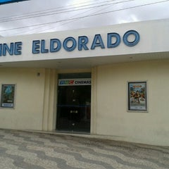 Photo taken at Cine Eldorado by Gleybson S. on 3/17/2013