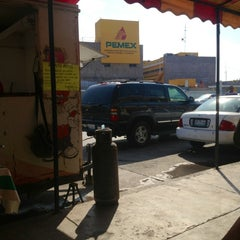 Photo taken at Tacos Pacos by Tío M. on 12/28/2012