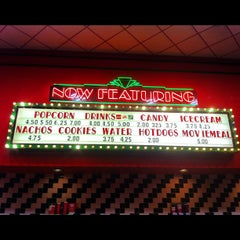 Photo taken at Cinemark Movies 8 by Carlos S. on 9/29/2012
