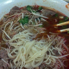 Photo taken at Pho Than Brothers by Yashar S. on 2/18/2013