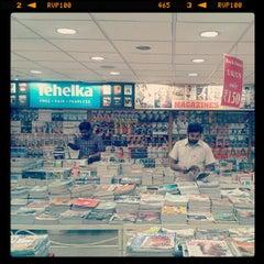 Photo taken at Magazines by Sukanta M. on 11/23/2012