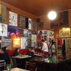 Photo taken at Kaffee Alt Wien by Rodrigo Q. on 3/20/2015
