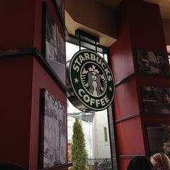 Photo taken at Starbucks by Maria S. on 5/1/2013