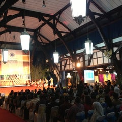 Photo taken at Aula Barat ITB by Achmad G. on 10/18/2012