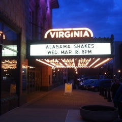 Photo taken at Virginia Theatre by Taylor M. on 3/19/2015