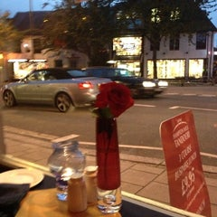 Photo taken at Hampton Wick Tandoori by Lucy B. on 10/18/2012