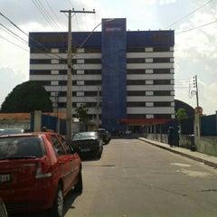 Photo taken at FAMETRO - Faculdade Metropolitana de Manaus by Mylena C. on 9/26/2012