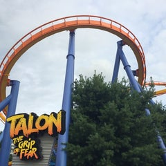 Photo taken at Talon: The Grip of Fear by Andrew B. on 8/2/2014