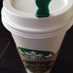 Photo taken at Starbucks by Bran M. on 12/21/2014