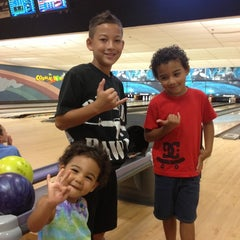 Photo taken at Schofield Barracks Bowling Alley by Wendy R. on 10/3/2012