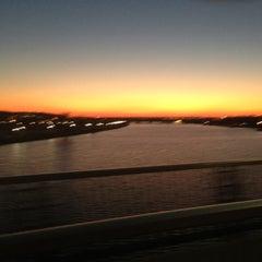 Photo taken at John Philip Sousa Bridge by Dennis D. on 11/28/2012