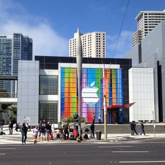 Photo taken at Moscone Center by Dave D. on 9/12/2012