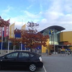 Photo taken at IKEA by Yana Wolf-Granich on 10/16/2012