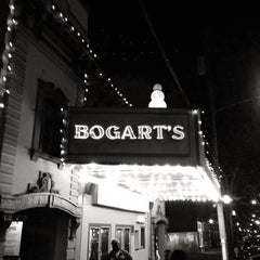 Photo taken at Bogart's by Scott B. on 12/16/2012