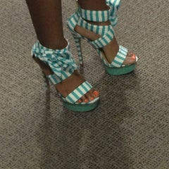 Photo taken at DSW Designer Shoe Warehouse by DeLane H. on 7/5/2013