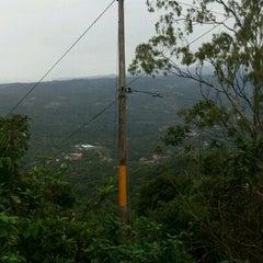 Photo taken at Cerro Espiritu Santo by Erick V. on 11/3/2012