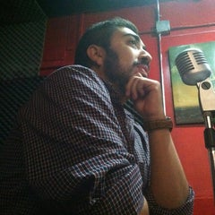 Photo taken at Mutiny Radio by Kyle on 2/9/2013