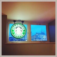 Photo taken at Starbucks by Jerome N. on 1/16/2013