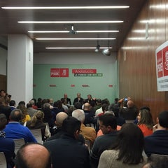 Photo taken at Sede PSOE -A de Cordoba by Antonio O. on 11/24/2015