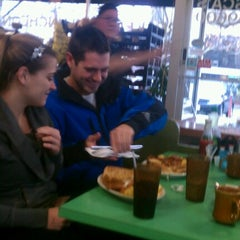 Photo taken at Tresca's Eating Place by Daniel F. on 12/8/2012