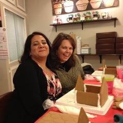 Photo taken at Fantasy Cupcake by Sally R. on 12/16/2012