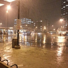 Photo taken at Finch GO Bus Terminal by Benny H. on 2/15/2013