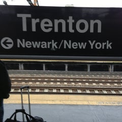 Photo taken at NJT - Trenton Transit Center (NEC) by Ed J. on 1/12/2013
