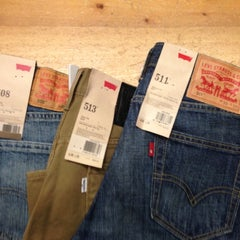 Photo taken at Levi's Store by Manolo on 12/13/2012