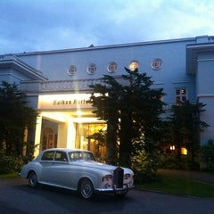 Photo taken at Hotel Haikko Manor Porvoo by Марина on 6/18/2013