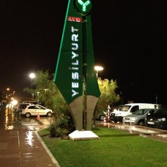 Photo taken at Yeşilyurt Alışveriş ve Yaşam Merkezi by Güneş Y. on 11/24/2012