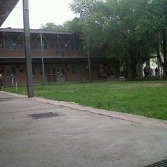Photo taken at Universidad Nacional Río Cuarto by M. Luján R. on 12/5/2012