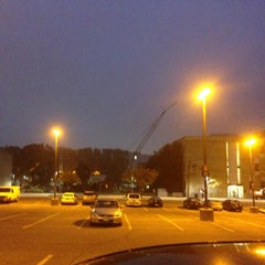 Photo taken at Montgomery College by Sandra A. on 10/25/2012
