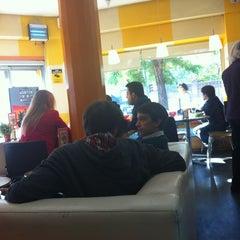Photo taken at ChessCafé by Marta on 11/22/2012