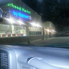 Photo taken at Walmart Neighborhood Market by China Irreplaceable Badd C. on 1/12/2014