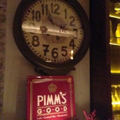 Photo taken at Pimm's Good by Антон Н. on 1/6/2013