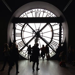 Photo taken at Musée d'Orsay by Лидия on 4/11/2013