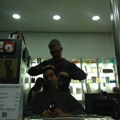 Photo taken at Mariano Parisi - Hair & Makeup by Alberto on 4/20/2013