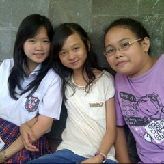 Photo taken at SD. Regina Pacis - Bogor by Teresa T. on 10/10/2012