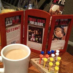 Photo taken at Cracker Barrel Old Country Store by Alicia R. on 11/17/2012