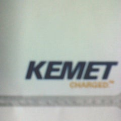 Photo taken at KEMET Charged by Israel D. on 10/14/2012