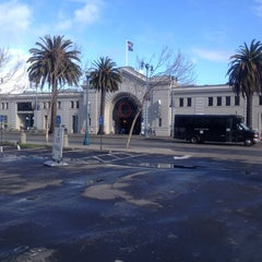 Photo taken at Central Embarcadero Piers by Victor G. on 12/26/2012