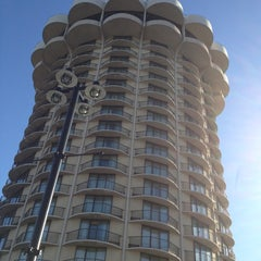 Photo taken at Radisson Hotel Cincinnati Riverfront by Alyssa S. on 11/10/2012