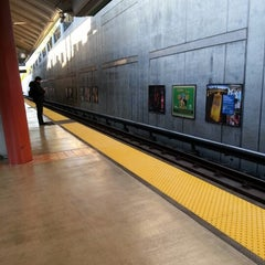 Photo taken at North Concord/Martinez BART Station by Juan R. on 10/1/2012
